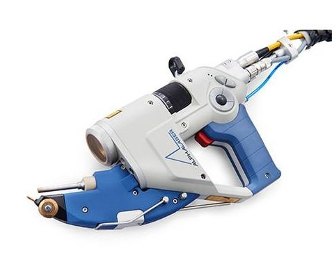 AL-Arm hand held laser welder