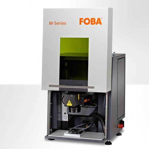 FOBA M Series Laser marking machine