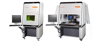 Laser marking machines from FOBA