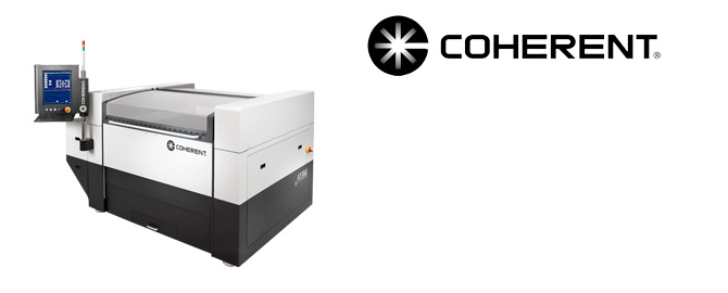 Coherent Industrial laser cutting machine the Meta 2c