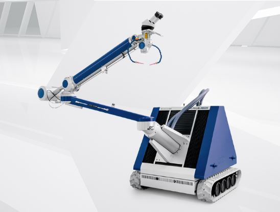Alflak laser welding machine