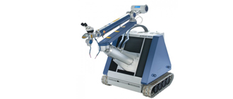 Laser welding systems from ALPHA