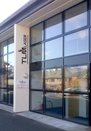 New TLM Laser Ltd premises in Bromsgrove