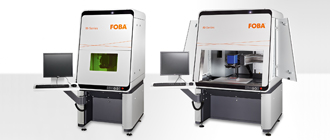 Foma laser marking and engraving systems