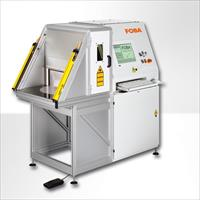 Low cost, compact laser engraving machines