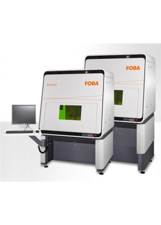 FOBA Marking M series platforms