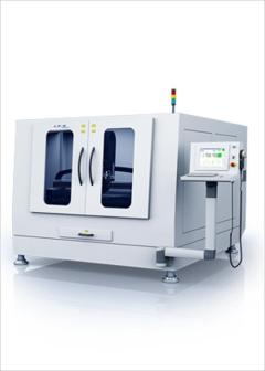 IPG LaserCube  cutter has excellent accuracy and repeatability