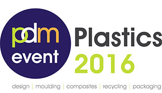 Plastics Design and Moulding exhibition logo