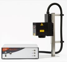 The fiber laser marker that marks the smallest and finest codes