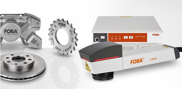 Y.1000 fibre laser marking machine