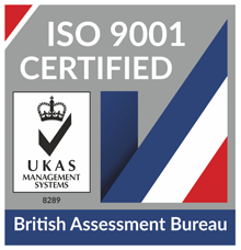 ISO 9001 demonstrates to your customers that you have a quality management system